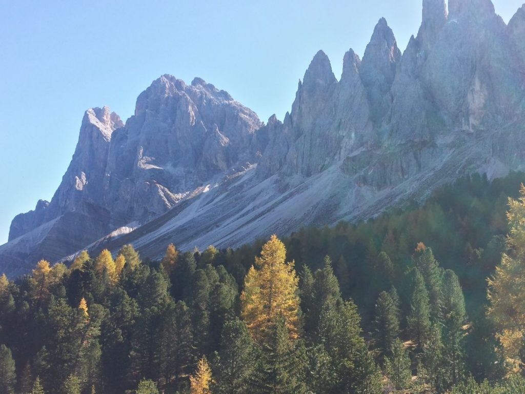 Le Odle in Autunno
